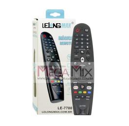 Controle Remoto Universal  para TV Smart LE-7700 - Lelong