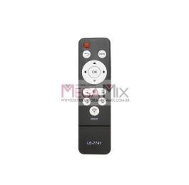Controle Remoto Universal para TV LCD/Smart LE-7741 - Lelong