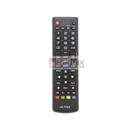 Controle Remoto para TV LG LE-7743 - Lelong