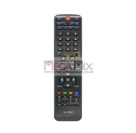 Controle Remoto para TV LCD Buster LE-7963 - Lelong
