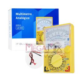 Multimetro Analogico Le-944 - Lelong