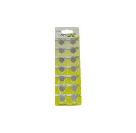 Bateria Lithium 1.5V - Cartela 14 Unidades FX-LR44-AG13 - Flex