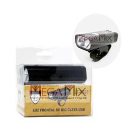 Luz Frontal de Bicicleta USB LT-8523 - Lintian