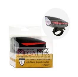Luz Frontal de Bicicleta USB LT-8527 - Lintian