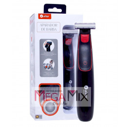 Aparador de Barba 5V Carregamento USB MAG-002 - Aiker