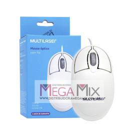 Mouse Óptico USB MO302 - Multilaser