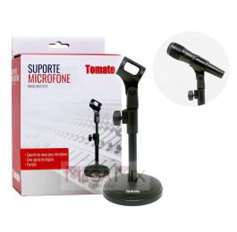 Mini Suporte para Microfone MTG-025 - Tomate