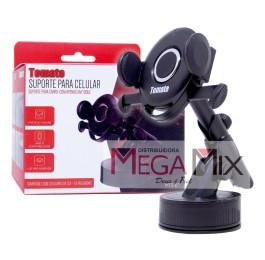 Suporte Veicular para Celular MTG-071 - Tomate