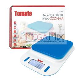 Balança Digital para Cozinha 15KG SF-440 - Tomate