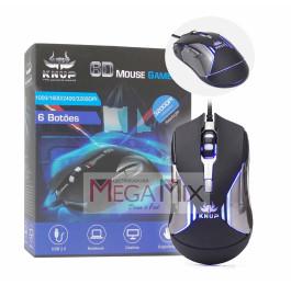 Mouse Gamer com fio KP-V34 - Knup