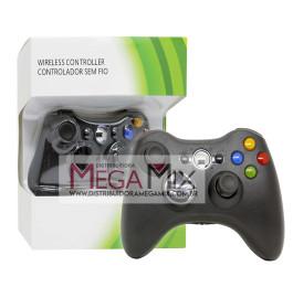 Controle Xbox 360 sem  Fio LP