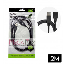 Cabo Extensor USB 2.0 AM / AF XC-M/F-2M - X-cell